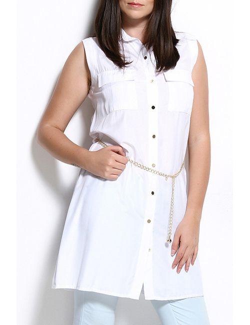 ZEDD | Женское Белое Платье