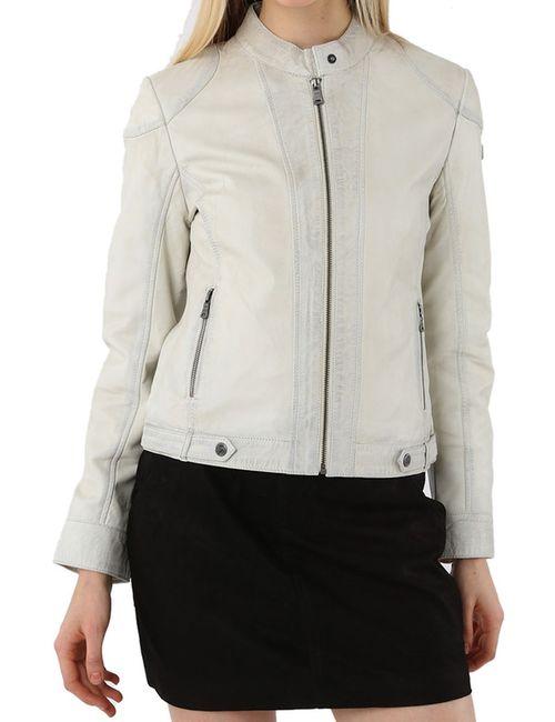 Isaco & Kawa | Женская Белая Куртка