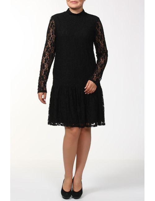 Fornarina | Женское Чёрное Платье
