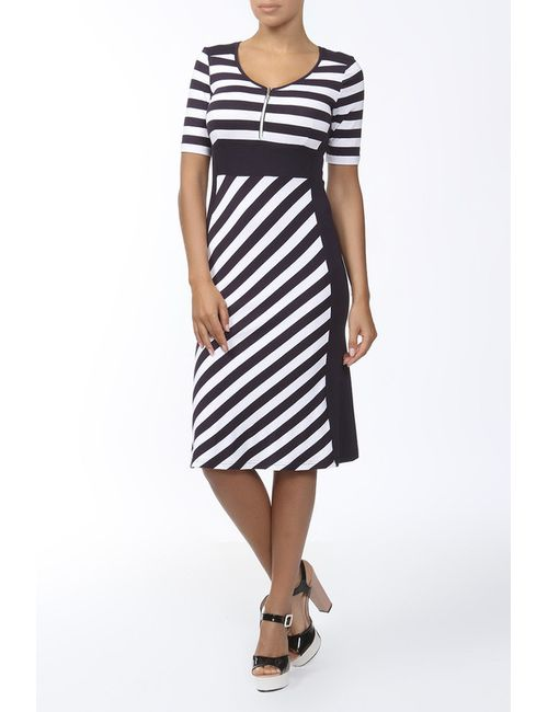 TOPDESIGN | Женское Многоцветное Платье