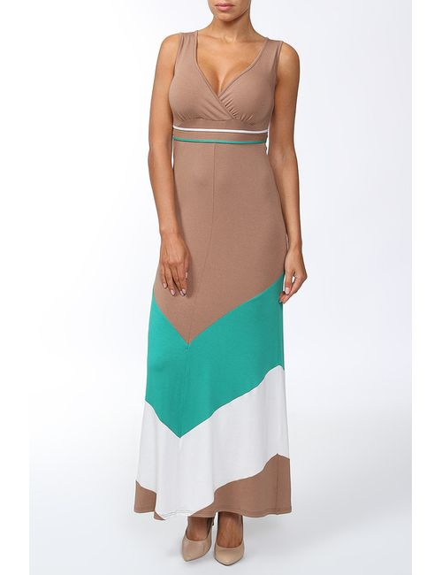 TOPDESIGN   Женское Зелёное Платье