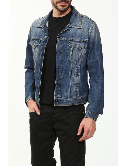 Dolce & Gabbana | Мужская Синяя Куртка