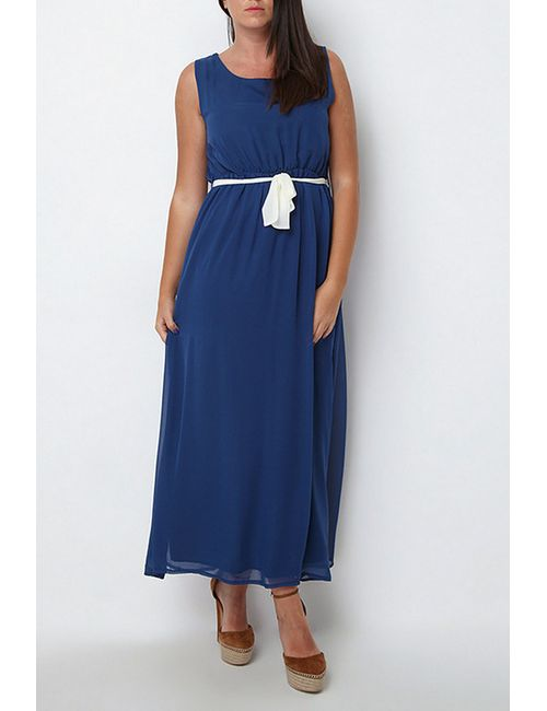 Sense | Женское Синее Платье