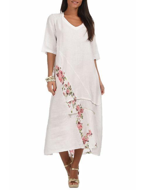 Un Coeur En Ete | Женское Белое Платье