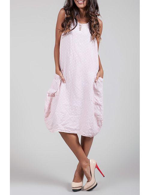 Des Si Belles | Женское Розовое Платье