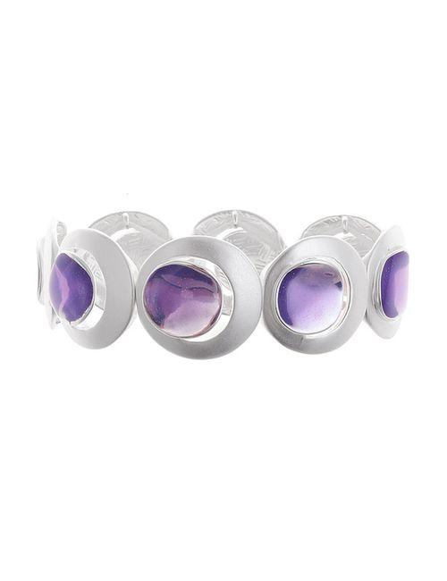 Lizas | Женский Фиолетовый Браслет