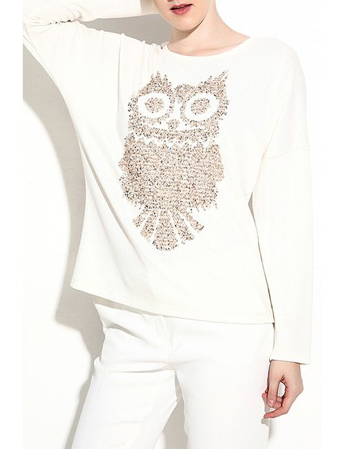 Milanesse | Женская Белая Блуза
