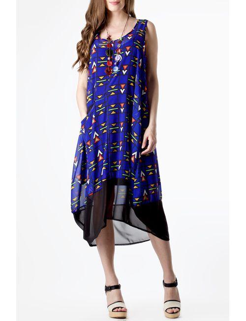 Zedd Plus | Женское Чёрное Платье