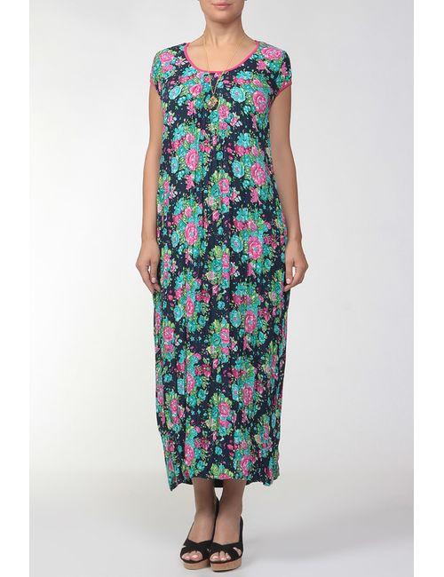 Parmo&Siniorita | Женское Синее Платье