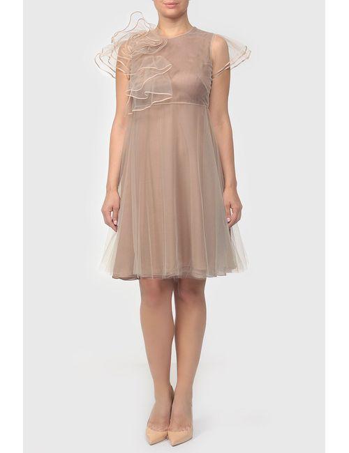 Valentino | Женское Многоцветное Платье