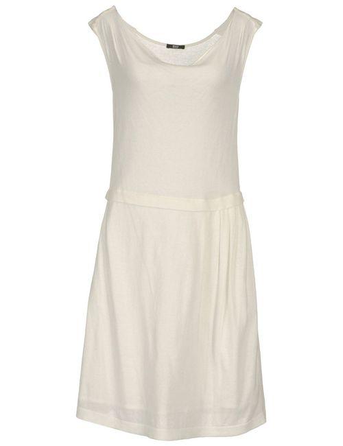 Wood | Женское Белое Платье