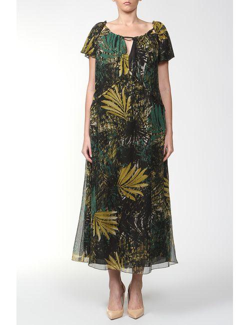 Marly' S | Женское Зелёное Платье