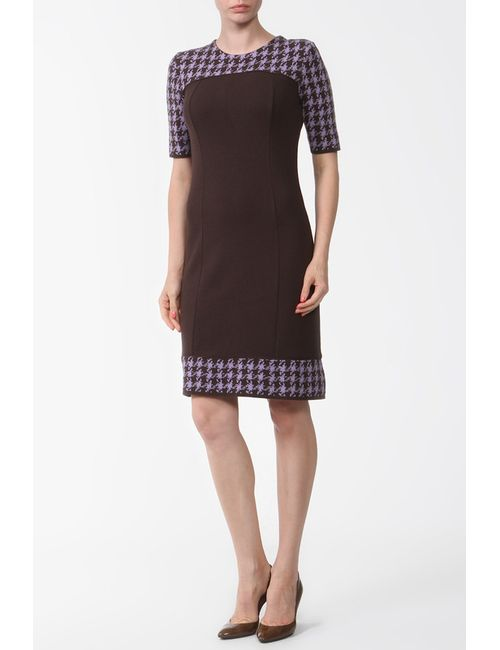 AMO | Женское Коричневое Платье