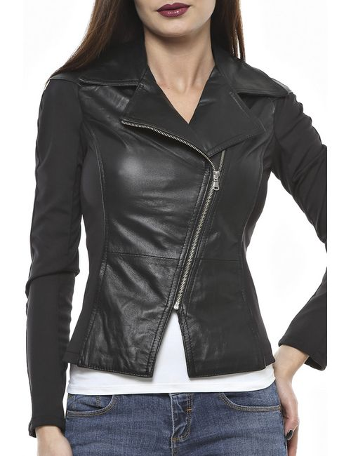 L.Y.N.N By Carla Ferreri | Женская Чёрная Куртка