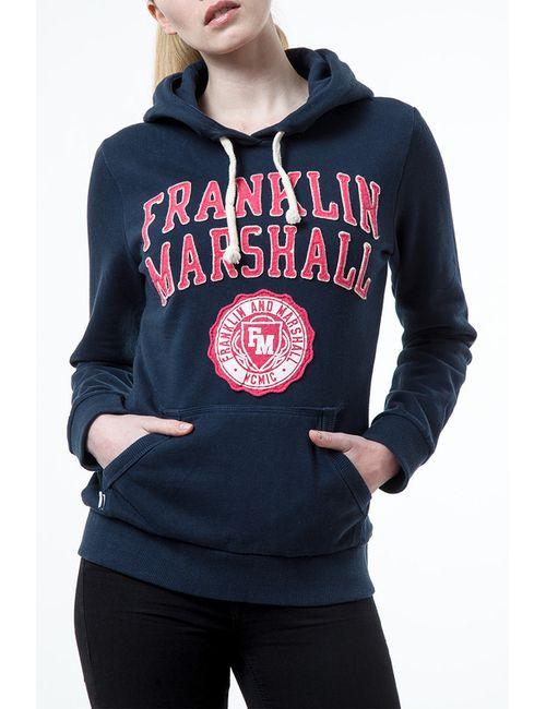 Franklin & Marshall | Женские Синие Свитшот