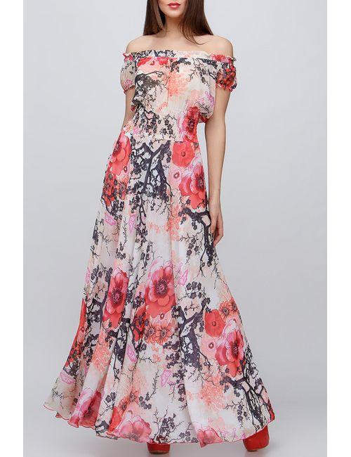 BERENIS | Женское Розовое Платье