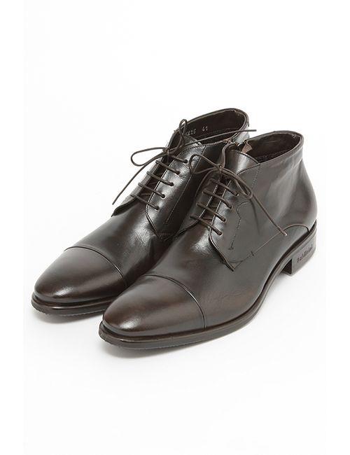 Baldinini | Мужские Коричневые Ботинки