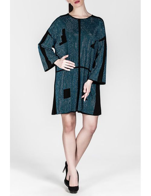 Moda di Lorenza | Женское Синее Платье