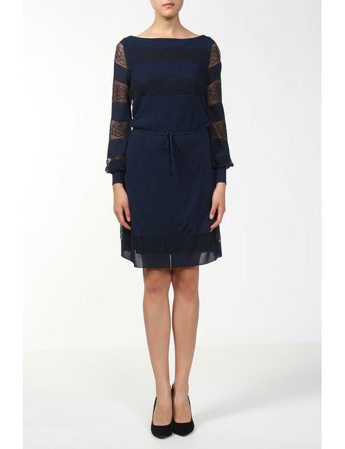 Azzaro | Женское Синее Платье