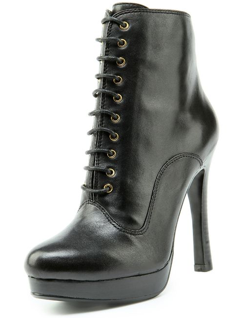 JUST COUTURE | Женские Чёрные Ботинки