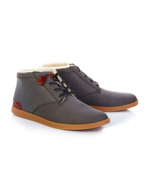 Lacoste | Мужские Чёрные Ботинки