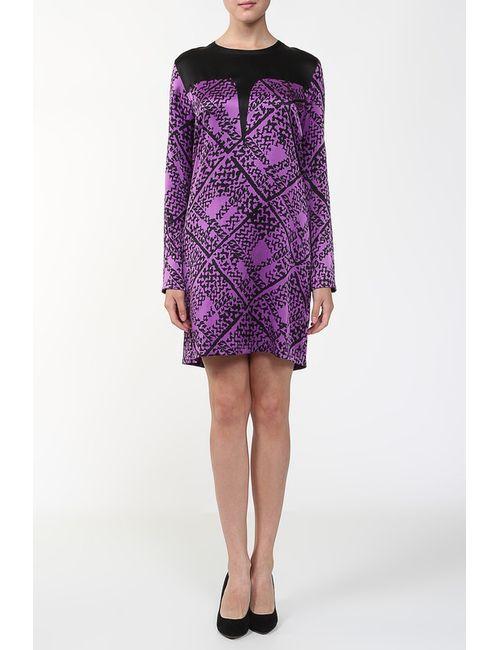 Saint Laurent | Женское Многоцветное Платье