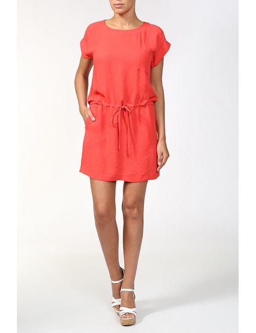 Athe Vanessa Bruno | Женское Красное Платье
