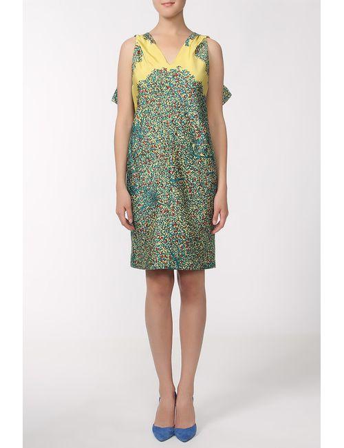 Balenciaga | Женское Жёлтое Платье