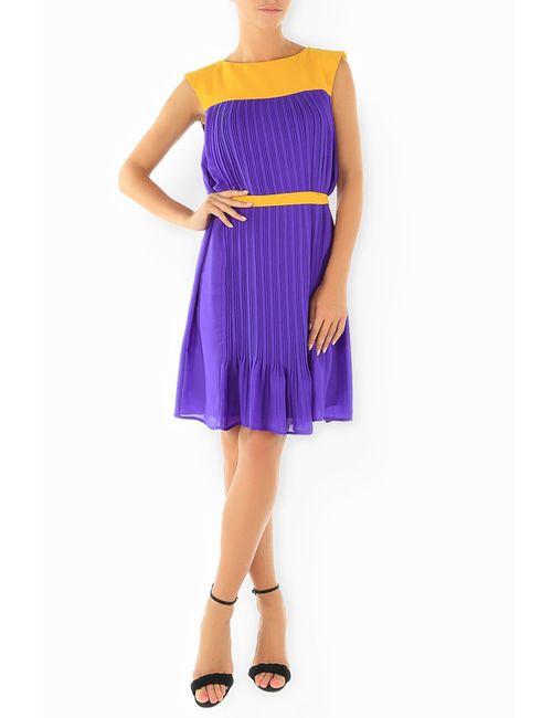 Love Moschino | Женское Фиолетовое Платье
