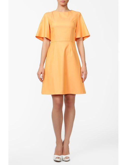Vladi Collection   Женское Оранжевое Платье