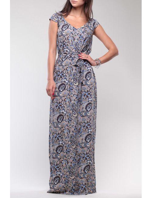 REBECCA TATTI | Женское Многоцветное Платье