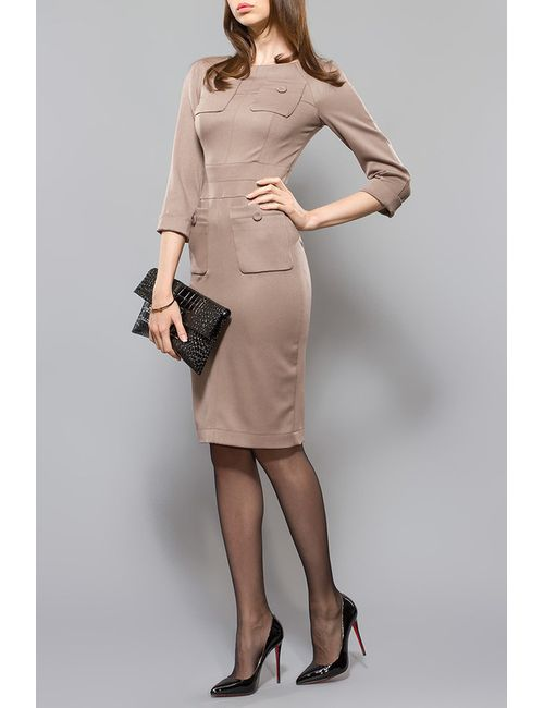 BGL | Женское Бежевое Платье