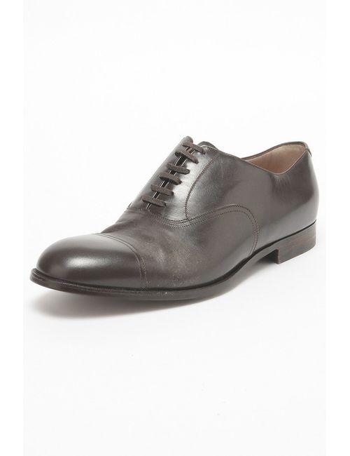 Bottega Veneta | Мужские Коричневые Туфли