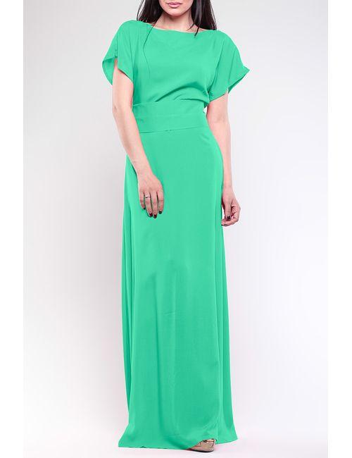 Dioni | Женское Зелёное Платье