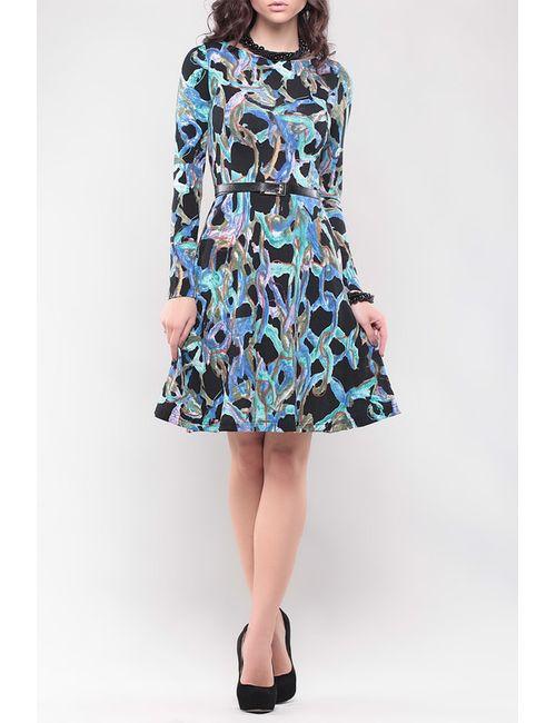 Laura Bettini   Женское Многоцветное Платье