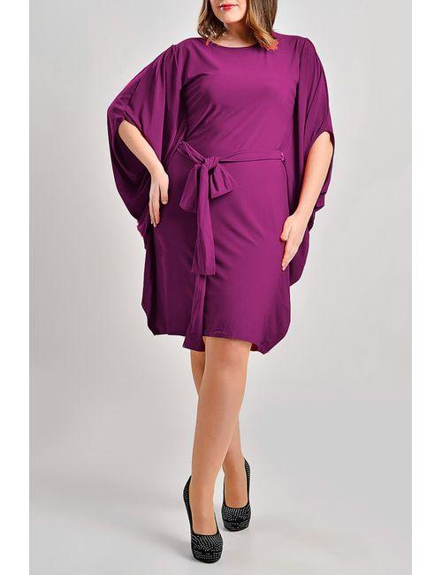 Moda di Lorenza | Женское Фиолетовое Платье