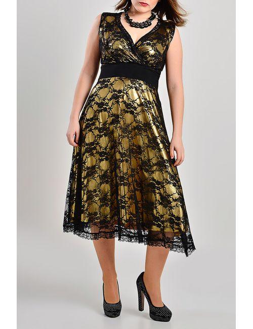 Moda di Lorenza | Женское Черный Платье