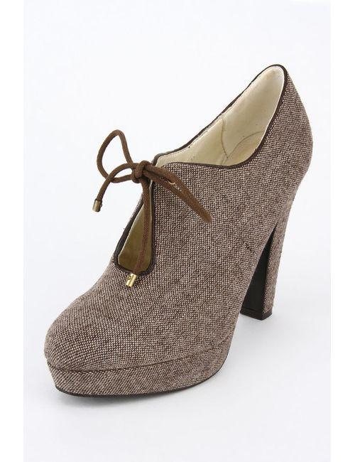 Calipso | Женские Коричневые Туфли