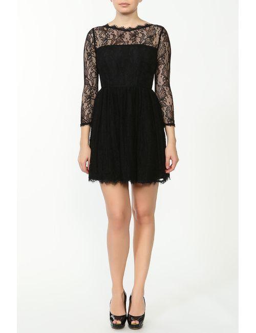 Juicy Couture | Женское Чёрное Платье