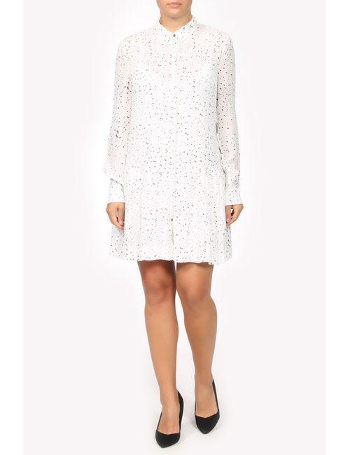ALC   Женское Белое Платье 2 Предмета