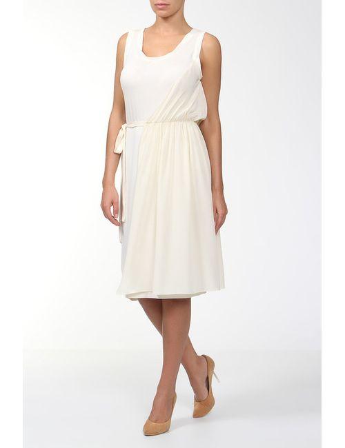 Vionnet | Женское Бежевое Платье