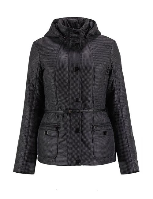 Finn Flare | Женская Чёрная Куртка