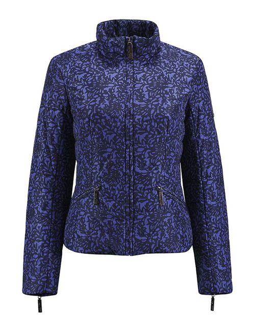 Finn Flare   Женская Голуба Куртка