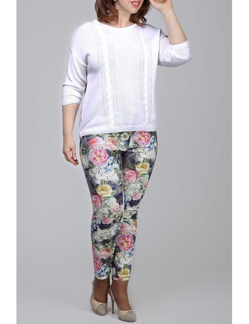 Milana Style | Женский Белый Джемпер