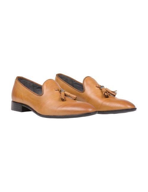 Cr7   Мужские Бежевые Туфли