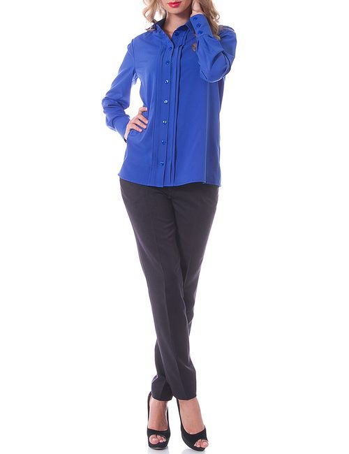 OKS | Женская Синяя Блузка