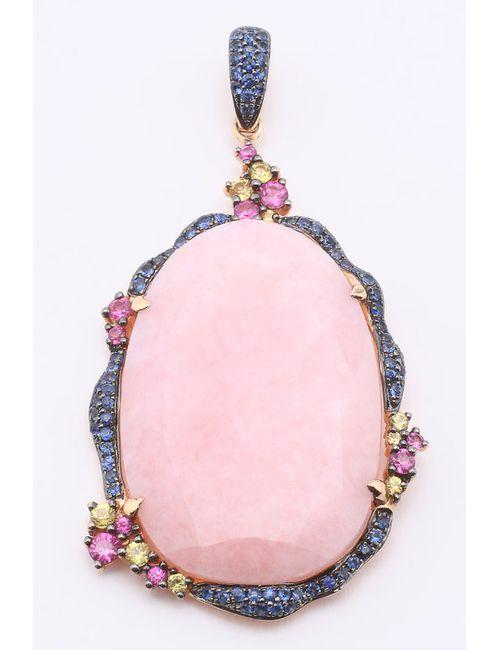 Magic Diamonds | Женская Розовая Подвеска