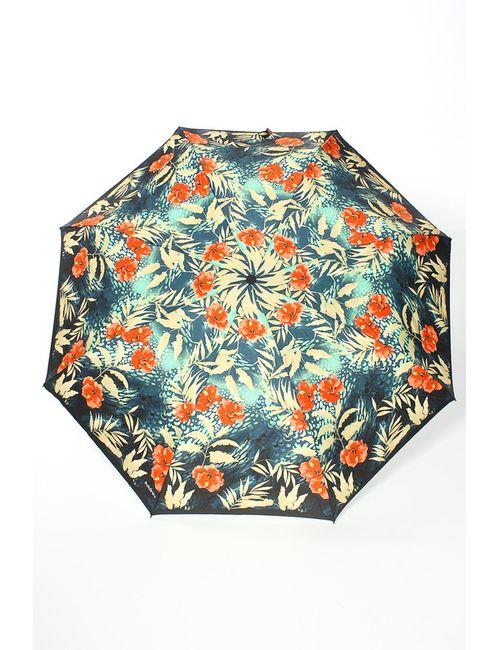 Baldinini | Женский Многоцветный Зонт Складной Автомат
