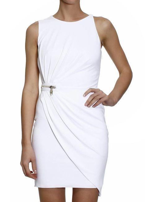 Versace | Женское Белое Платье