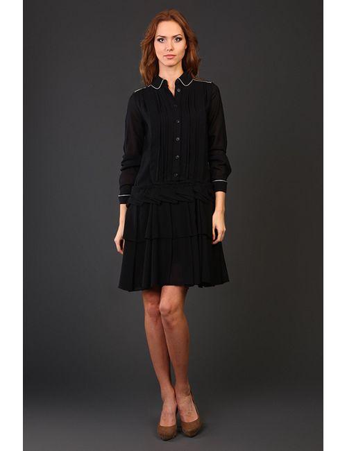 Wunderkind | Женское Чёрное Платье